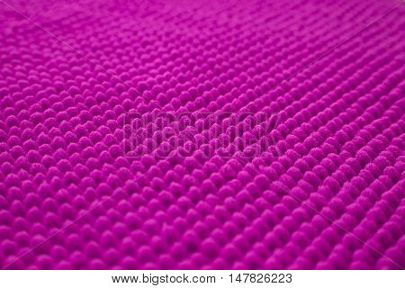 Surface Of Brand-new Soft Bathroom Mat