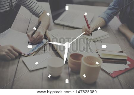 Timing Alarm Duration Punctual Schedule Time Concept
