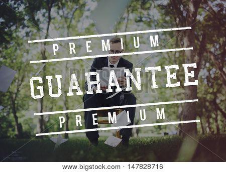 Premium Guarantee Concept