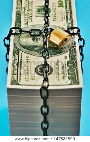 Secured US Money