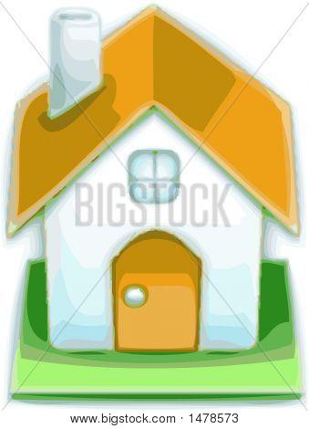 House Icon - Real Estate Series