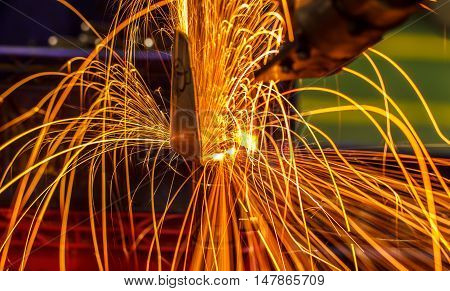 The link light Industrial automotive spot welding