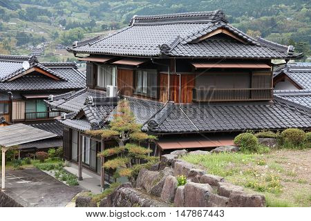 Traditional House, Japan