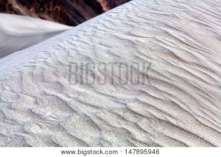 Sand dunes abstract background in Nubra valley, India