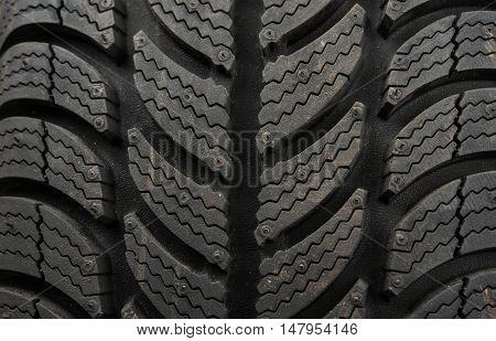 Car tire  automobile, texture, safety, drive close up