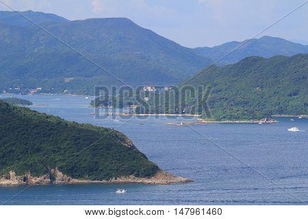 Clear Water Bay Sai Kung At Hong Kong