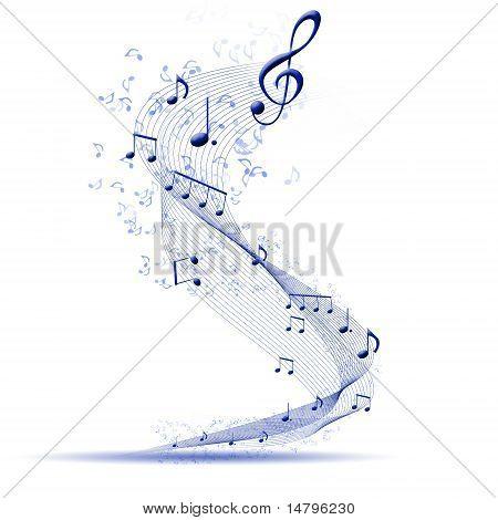 musikalische Untermalung