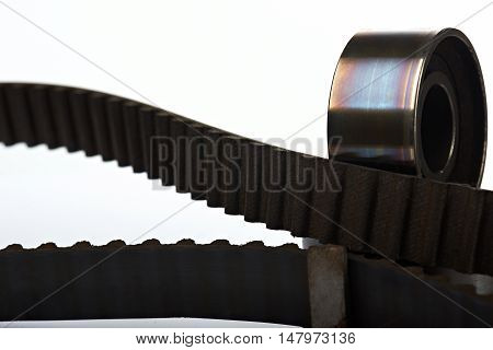 Timing Belt With Used Teeth