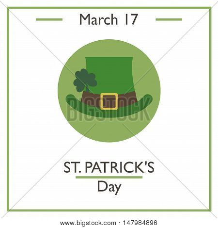 St. Patrick's Day. March 17