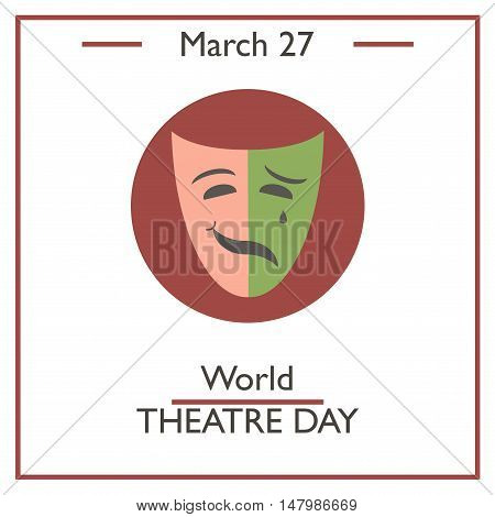 World Theatre Day, March 27