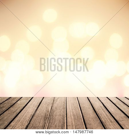 Abstract bright blur sparkle and glittering shine bubble lights background. Blurry sparkle glitter concept