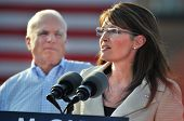 O'FALLON - AUGUST 31: Governor of Alaska and presidential Vice Presidential candidate Saran Palin at
