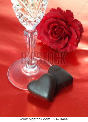 Chocolate Hearts Selection