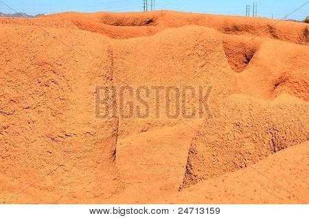 Indian Ruin Walls