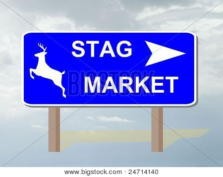 Stag market