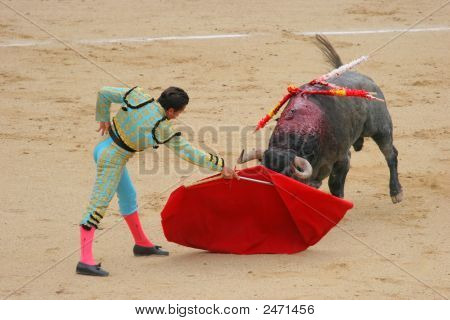 Corrida In Madrid