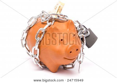Piggy-bank Locks