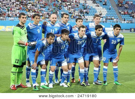 Uzbekistan National Football Team