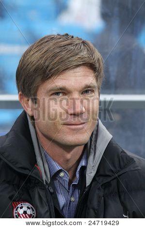 Kryvbas Kryvyi Rig Manager Yuriy Maksymov