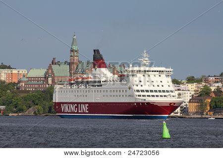 Viking Line Ferry Ship