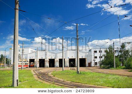 Tram Depot