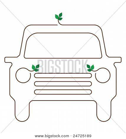 Stick car