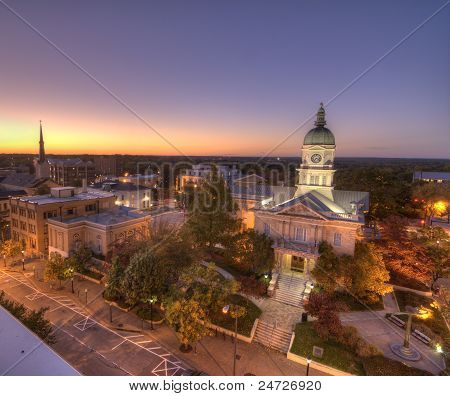 Downtown Athens, Georgia