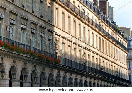 France, Paris: Ancient Famous Monuments, Rivoli Street