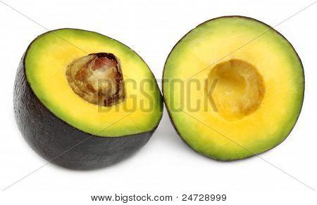 Fresh tropical avacado fruit