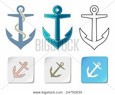 Anchor icons