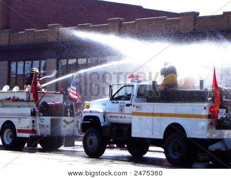 Fire Hose Parade