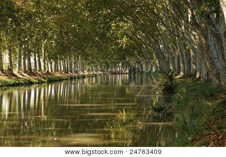 Canal Du Midi, Southern France