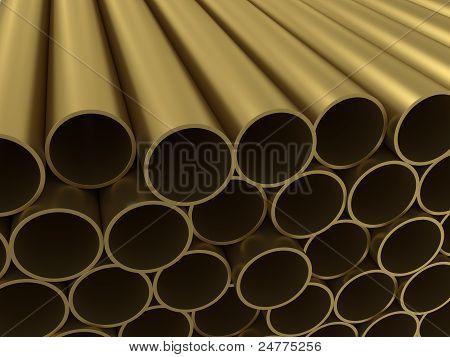 El grupo de tubería de aleación no ferrosa