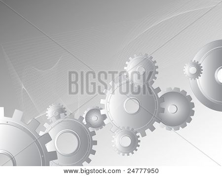 Background Gears