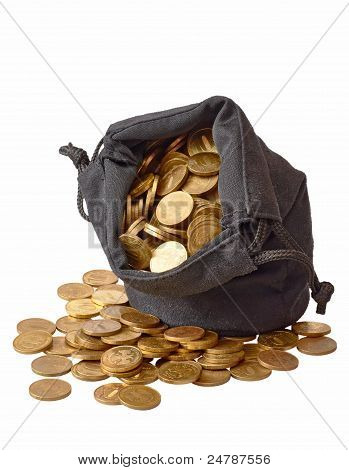 The Bag With Money