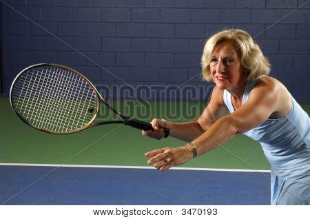 Tennis Stance