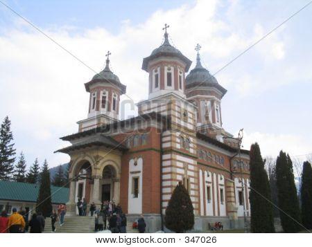 Old  Orthodox  Church In Romania
