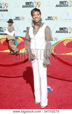 LOS ANGELES - JUN 28: MC Lite at the 2009 BET Awards held at the Shrine Auditorium in Los Angeles, California on June 28, 2009