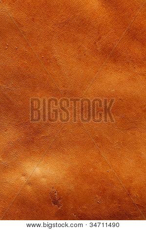 antigua imagen de cuero resistido fondo Foto stock