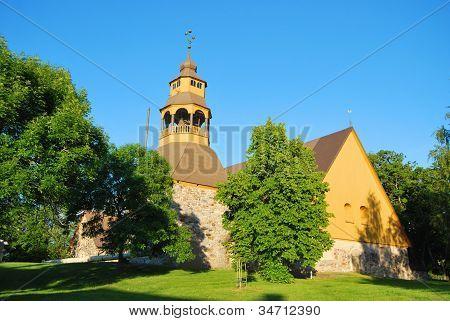 Ancient Marine Church