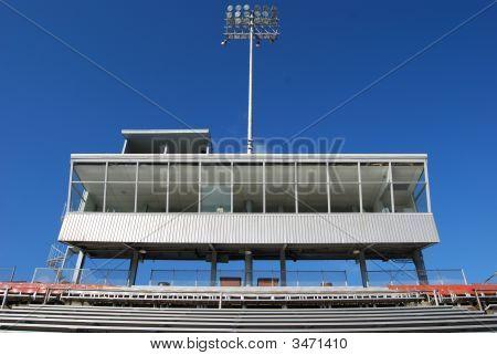 Stadium Pressbox