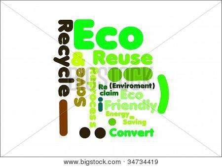 eco typography