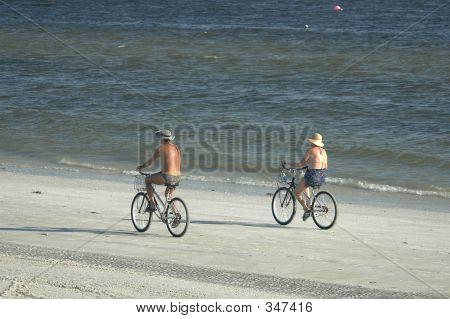 Beach Bike Riders