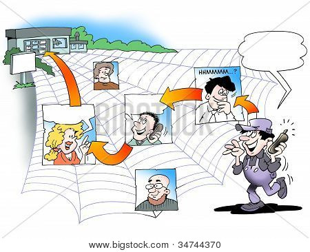 Mechanic With A Network Of Contacts