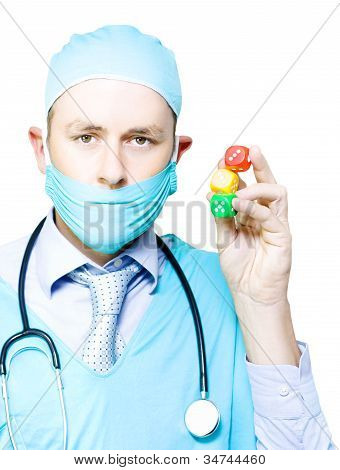 Surgery Risk Or Dicing With Death