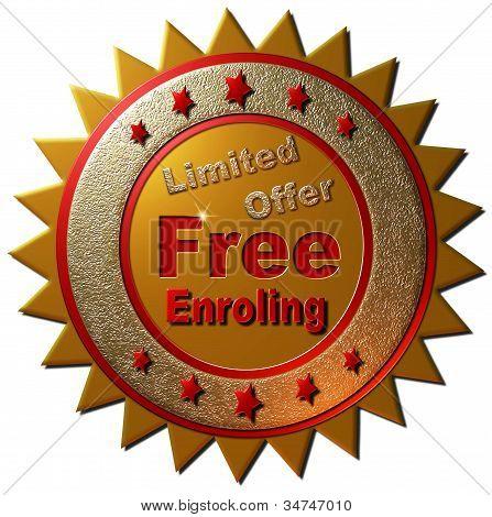 Free Enroling