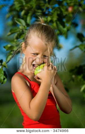 Bite Into The Apple