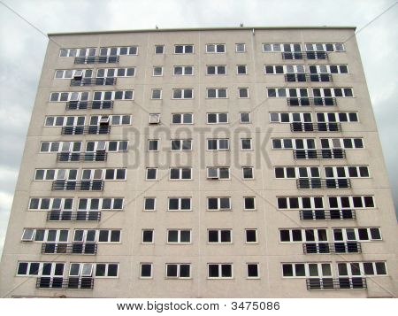 Urban Tower Block