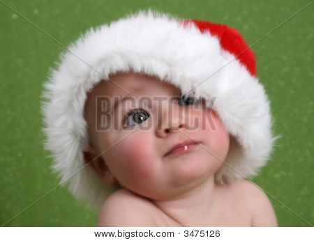 Dreamy Christmas Baby