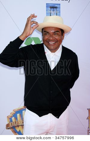 LOS ANGELES - MAY 7: George Lopez at the 5th Annual George Lopez Celebrity Golf Classic at Lakeside Golf Club on May 7, 2012 in Toluca Lake, Los Angeles, California